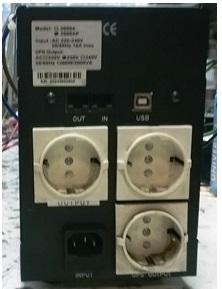 تعمیر یو پی اس NRG GUARD 2000A UPS