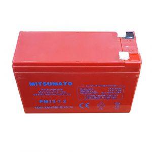 باتری یو پی اس 12ولت 7.2آمپر میتسوماتو