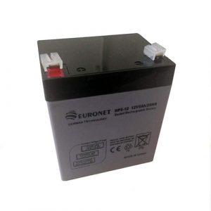 باتری یو پی اس 12 ولت 5 آمپر ساعت یورونت